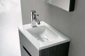 Beliebt Gäste-WC | bad & heizung LF64
