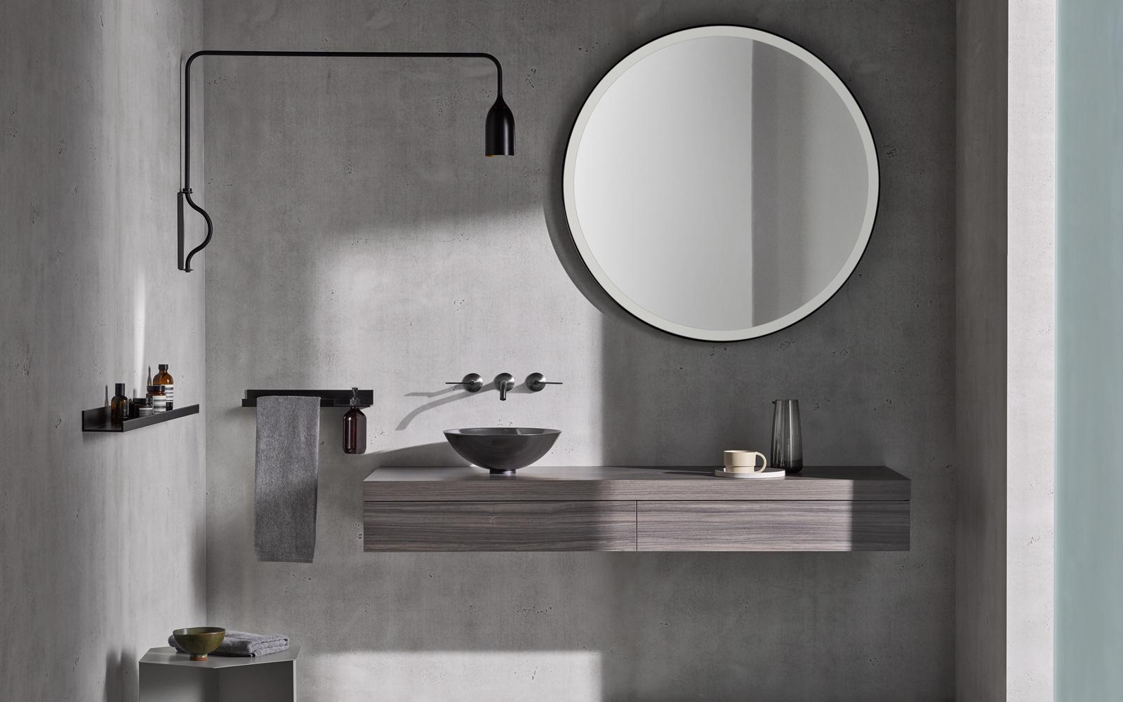 Badspiegel Bad Heizung